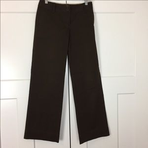"🎉4/$35🎉Loft ""Ann"" brown pants"